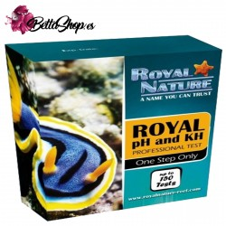 TEST DE CALCIO ROYAL NATURE