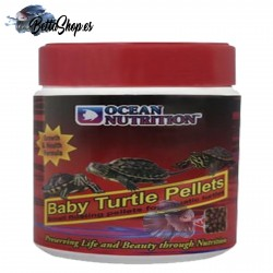 BABY TURTLE PELLETS DE OCEAN NUTRITION