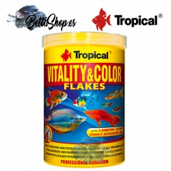 COMIDA VITALITY & COLOR DE TROPICAL