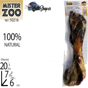 HUESO NATURAL JAMON MEDIO
