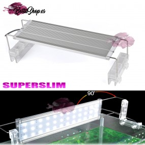 PANTALLA LED SUPERSLIM SOLO LED BLANCO 30-45CM