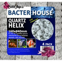 BACTER HOUSE 160 x 38 mm 4 UNIDADES